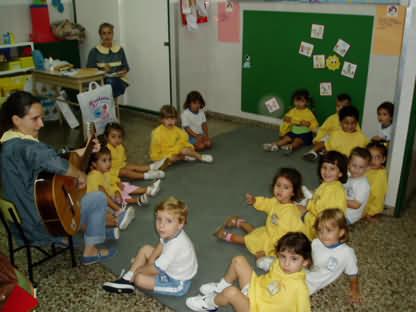 Galer a del jard n colegio jos manuel estrada for Actividades para jardin maternal sala de 2